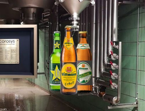 Serial number 1,000 for brewery Wittmann (Landshut, Germany)